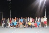 ENVER ÖZDERİN - 3'Ücü Geleneksel İnönü Belediyesi Voleybol Turnuvası Şampiyonluğunu Bozüyük Belediyesi Ekibi Kazandı