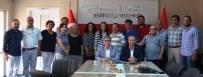 MEHMET TURAN - AK Parti Nilüfer'den CHP'ye Geçmiş Olsun Ziyareti