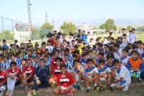 Arsuz'da 300'Ü Aşkın Minik Futbolcu Şenlikte Buluştu