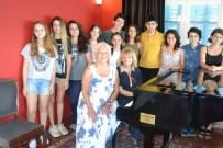 CUNDA ADASı - Ayvalık'ta Dünyaca Ünlü Piyanist İdil Biret Piyano Masterclasslarına Başladı