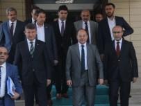 MEHMET ŞÜKRÜ ERDİNÇ - Bakan Akdağ Açıklaması 'Devletimizi FETÖ Ve Paralel Devlet Yapılanması'ndan Temizliyoruz'