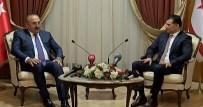 HÜSEYIN ÖZGÜRGÜN - Bakan Çavuşoğlu Başbakan Özgürgün'le Görüştü
