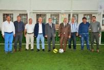 YARıMCA - Başkan Baran, Yarımca Spor Tesisleri'nde İnceleme Yaptı