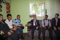 30 AĞUSTOS ZAFER BAYRAMı - Başkan Çibik Öncülüğündeki Heyetten Şehit Ailelerine Ziyaret