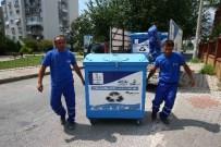 MUHTARLIKLAR - Bayraklı'da Atıklar Geri Dönüşüme