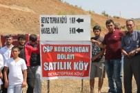 KATI ATIK BERTARAF TESİSİ - Bingöl'de 'Çöp Kokusundan Dolayı Satılık Köy'