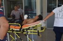 DİKKATSİZLİK - Bursa'da Görünmez Kaza...
