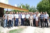 GÜNDÜZLER - Büyükşehir Belediyesi, Limon Depolama Tesisi Yapacak