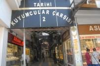 UMUTSUZLUK - DİKO Başkanı Akkul Açıklaması 'Kuyumcu Esnafı Kepenk Kapatıyor'