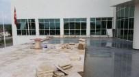 OKUMA SALONU - Düzce Kültür Merkezi İnşaatı İçin Ekip Sayısı Artırıldı