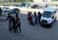 ASKERI DARBE - Edirne'de FETÖ'den Gözaltına 23 Öğretmenden 8'İ Adliyeye Sevk Edildi