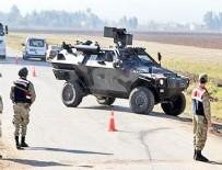 Elazığ'da 15 nokta özel güvenlik bölgesi ilan edildi