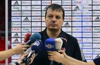 HARUN ERDENAY - Ergin Ataman, Galatasaray'ı Seçti