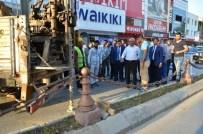 ALI ARSLANTAŞ - Erzincan Da Tramvay Projesinin Startı Verildi
