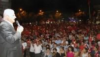 MESLEK LİSESİ - Fener Alayına 3 Bin Kişi Katıldı