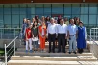 İŞARET DİLİ - İşaret Dili Kursunu Tamamlayan Kursiyerlere Sertifikaları Dağıtıldı