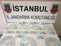 SUÇ ÖRGÜTÜ - İstanbul Jandarmasından Sahte Para Operasyonu