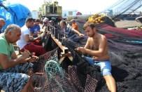 ÇILINGIR - Karadenizli Balıkçılar Son Hazırlıklarını Yaptı