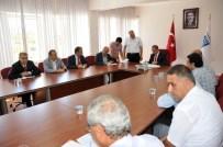SÜLEYMAN TAPSıZ - Karaman'da Teknokent Kuruluş Sözleşmesi İmzalandı