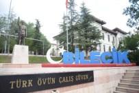 AY YıLDıZ - Kayı Şehri Bilecik'e İki Yeni Anıt