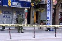 FÜNYE - Konya'da Bomba Süsü Verilmiş Kutu Paniği