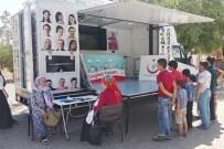 AİLE İÇİ ŞİDDET - Mardin'de Sağlıklı Yaşam Aracı Hizmet Vermeye Devam Ediyor