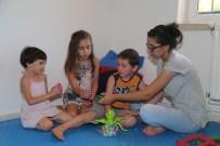 OKUL BİNASI - Otizm Yaz Eğitimleri Sona Erdi