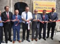 HÜKÜMDAR - Sivas'ta PTT 'Milli Mücadele Kongresi Pul Sergisi' Açtı