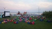 BAĞ BOZUMU - Süleymanpaşa'da Açık Hava Sineması Keyfi Sürüyor