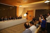KALKINMA BANKASI - Türel, İller Bankası'yla 29.5 Milyon Avro'luk Kredi Anlaşması İmzaladı