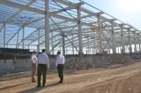 CEVDET CAN - Turhal'a Yem Fabrikası Ve Et Kombine Parçalama Tesisi