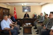 HÜSEYIN GÖKTÜRK - Vali Seddar Yavuz'dan Hasköy'e Yatırım Müjdesi