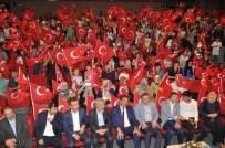 ÇOCUK ÜNİVERSİTESİ - 15 Temmuz Şehitleri Üsküdar'da Anıldı