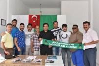 MUSTAFA YıLDıZ - Anamur Belediyespor'dan 5 Transfer