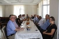 SABAH KAHVALTISI - Çatalzeytin'de  MYO Toplantısı Yapıldı