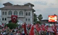 NAMIK HAVUTÇA - CHP'liler Cumhuriyet Ve Demokrasi Yürüyüşünde Buluştu