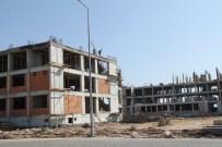 DEKORASYON - Didim'de İmam Hatip İnşaatı Son Hızla Sürüyor