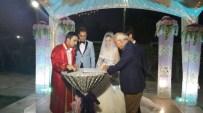KAYSERI TICARET ODASı - Kayseri Ticaret Odası Başkanı Hiçyılmaz, KTO Personeli Bülent Eşel'in Nikâh Şahitliğini Yaptı