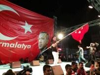 MURAT KEKILLI - Murat Kekili Malatya'daki Demokrasi Nöbetine Katıldı