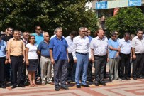 HALUK ALICIK - Nazilli'de Demokrasi İçin Tek Yumruk Oldu