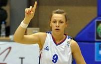YAZ OLİMPİYATLARI - Nevena Jovanovic Yakın Doğu Üniversitesi'nde