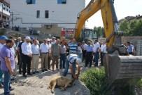 TRAFİK SORUNU - Niksar'da 'Kapalı Semt Pazarı Ve Otopark Projesi' İnşaatına Başlandı