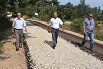 AHMET CENGIZ - Özel İdare Safranbolu'da Asfalt Çalışmasına Start Verdi