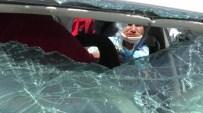 LÜKS OTOMOBİL - Şanlıurfa'da Kaza Açıklaması 5 Yaralı