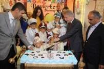 DAVUT GÜL - Sevgi Evleri'nde Kalan Çocuklar İçin Sünnet Töreni Düzenlendi