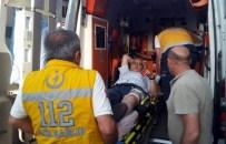 OTOPARK GÖREVLİSİ - Sivas'ta Otopark Görevlisi Bıçakla Dehşet Saçtı Açıklaması 2 Yaralı