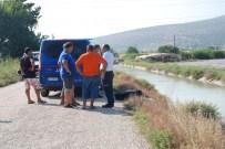 ATAYURT - Sulama Kanalına Düşen Motosikletli Boğuldu