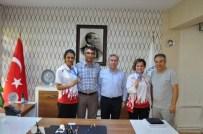 İŞİTME ENGELLİLER - Taekwondo'da Dünya İkincisi Olan İşitme Engelli Sporcular Eskişehir'de
