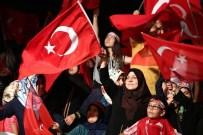 KAZıM TEKIN - Tanklara Göğsünü Siper Eden Kahraman Başakşehir'de