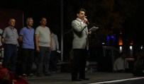 YENİ ŞAFAK GAZETESİ - Tokgöz, Demokrasi Nöbetinde Konuştu Açıklaması